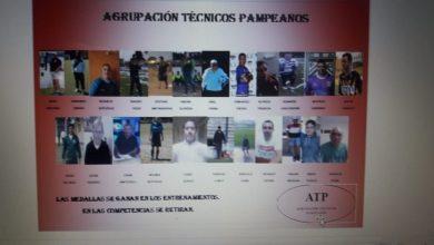 Photo of Oficialmente conformada la Agrupación de Técnicos Pampeanos