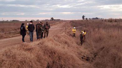 Photo of Gral. Villegas: hallaron restos humanos en un camino vecinal