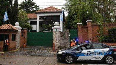 Photo of Arrojaron bomba molotov en la Quinta de Olivos: un detenido