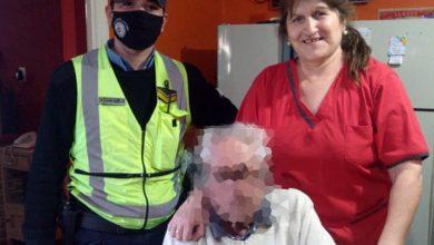 Photo of Castex: la policía encontró un abuelo que se había ido del Asilo