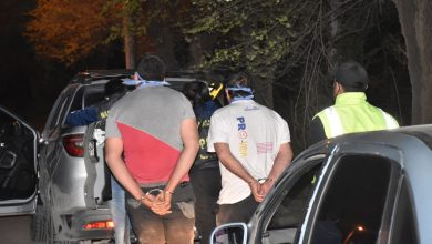 Photo of Castenses detenidos con droga en Toay, hubo una importante persecución