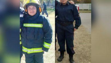 Photo of Bomberos Voluntarios le salvaron la vida a una pequeña de tres años en Embajador Martini