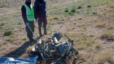 Photo of Un motociclista perdió la vida cerca de Rancul