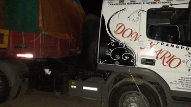 "Photo of Castex: camionero alcoholizado quiso ""coimear"" a policías"