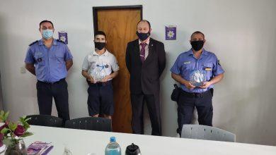 Photo of Merecido reconocimiento de la Jefatura Policial a la departamental de Castex