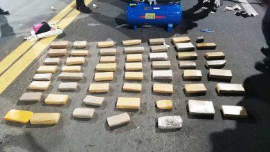Photo of Secuestraron 40 kilos de marihuana en el puesto caminero de Catriló