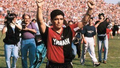 Photo of Lanzaron la venta oficial de la camiseta que usó Diego Maradona en Newell's