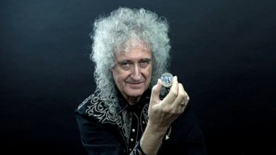 Photo of Brian May trabaja en un proyecto para que vuelvan los shows masivos con público