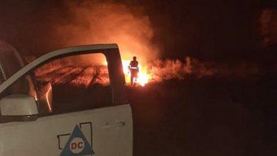 Photo of Tarea conjunta para controlar incendios activos en General Acha y La Adela