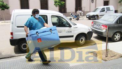 Photo of La Pampa recibió 6.300 vacunas este lunes