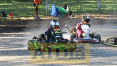 """Photo of Rugir de motores en el """"Chata"""" Elisei previo al inicio del campeonato de karting"""