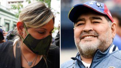 """Photo of La cocinera de Maradona dijo que """"tomaba alcohol cuando quería"""""""