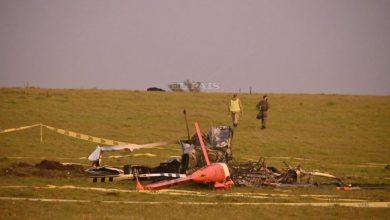 Photo of Uruguay: cayó un helicóptero que llevaba vacunas