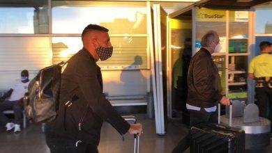 Photo of Wanchope Ábila se fue a Estados Unidos, con un saludo para los hinchas de Instituto