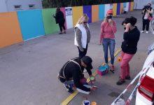 Photo of Asociación Soles realiza un gran mural