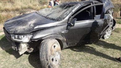 Photo of Accidente fatal en el acceso de Winifreda