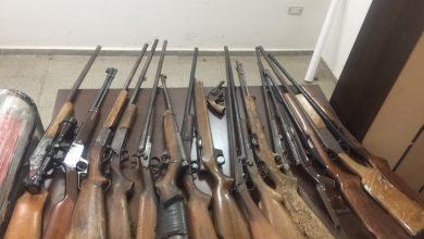 Photo of Varias armas esperan por sus dueños en la subcomisaría de Monte Nievas
