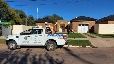 Photo of La subcomisaría de Monte Nievas con nuevo móvil policial