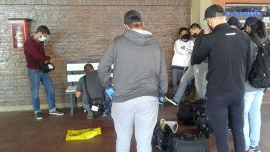 Photo of Santa Rosa: detienen a un persona en la terminal con gran cantidad de droga