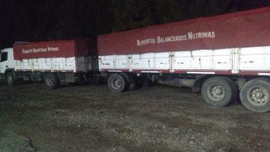 Photo of Detectan importante carga de maíz y soja de contrabando que salió de Castex