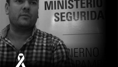 Photo of Murió de Covid el Subsecretario de Seguridad