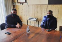 Photo of El Jefe de Policía visitó Castex y Monte Nievas