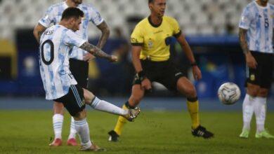 Photo of Argentina empató con Chile en el inicio de la Copa América