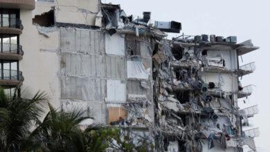 Photo of Derrumbe en Miami: habría  argentinos desaparecidos