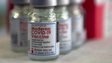 Photo of Comenzarán a aplicar la vacuna de Moderna a menores de entre 12 y 17 años con comorbilidades
