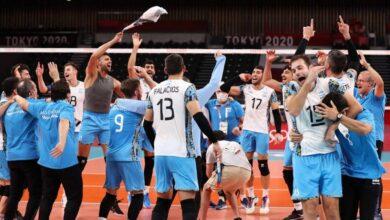 Photo of ¡La Selección Argentina de vóley venció a Italia y pasó a las semifinales de los Juegos Olímpicos Tokio 2020!