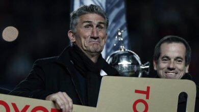 Photo of El Patón Bauza se retiró como entrenador