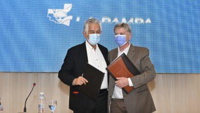 Photo of Histórico apoyo de San Luis a La Pampa para la creación de un Comité de Cuenca