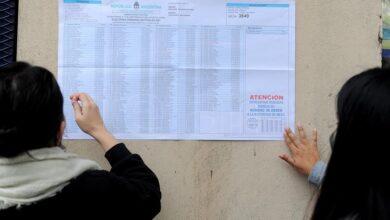 Photo of Ya podes consultar el padrón donde votas el 14 de noviembre